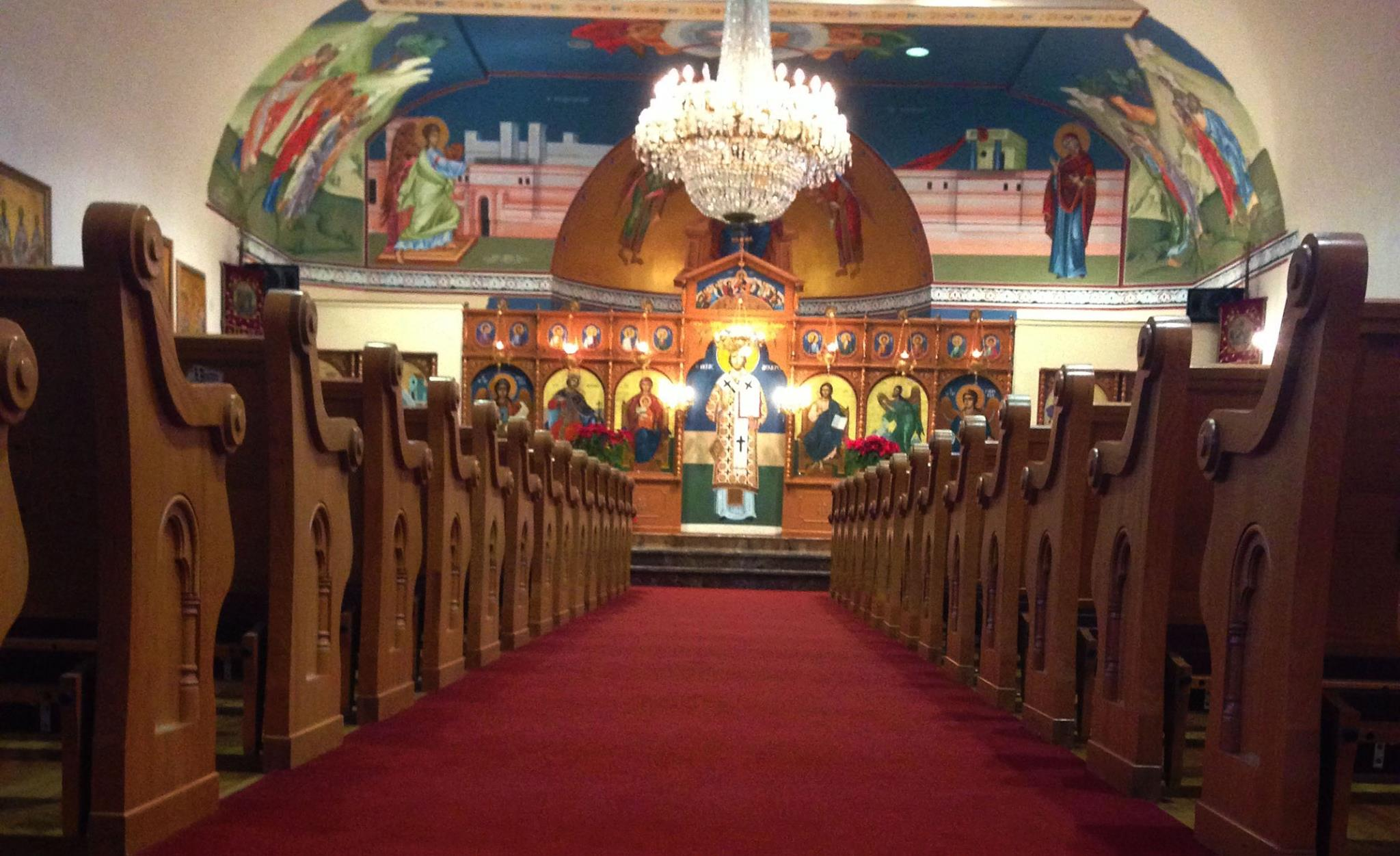 Welcome to Our Parish Website | St  Katharine Greek Orthodox